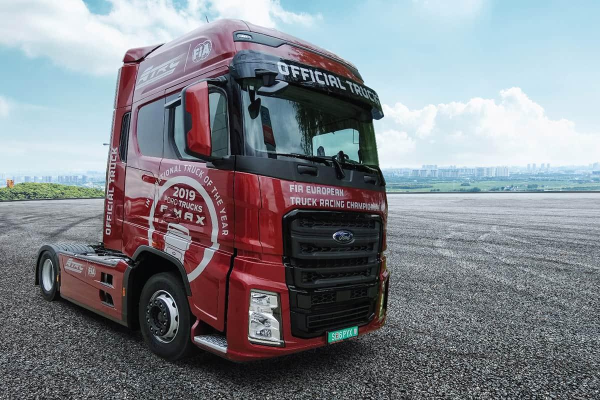 Ford Trucks a devenit partener oficial al Campionatului European de Camioane din 2019