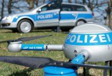 Distanța regulamentară între vehicule în trafic controlată cu ajutorul dronelor