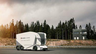 Până în 2020, Einride va produce 200 de camioane T-Pod