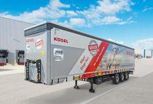 Kögel lansează noua semiremorcă Cargo Rail la transport logistic 2019
