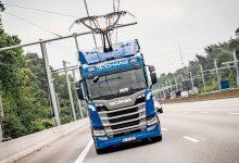 Bilanț după primii 1.000 de kilometri parcurși cu Scania R 450 Hybrid cu pantograf