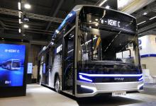 e-Kent C, primul autobuz electric cu lungimea de 12 metri produs de Otokar