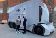Grupul Michelin va implementa sistemul de transport durabil de la Einride