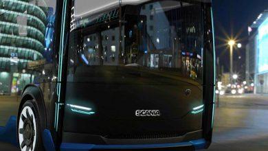 Cum comunică conceptul Scania NXT cu pasagerii și cu ceilalți participanți la trafic