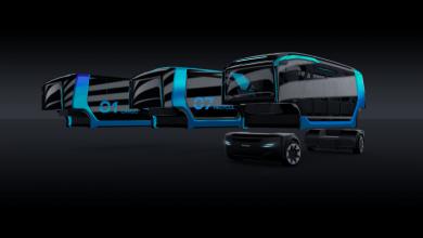 Scania a prezentat conceptul electric și autonom NXT