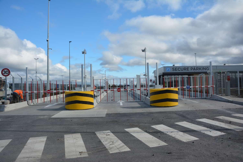 TIP Trailer a deschis primul centru rutier cu parcare securizată pentru camioane