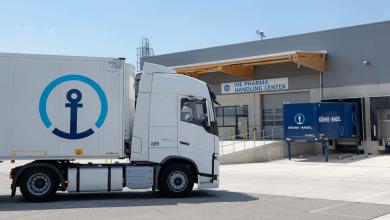 Parteneriat între aeroportul din Viena și Kuehne + Nagel pentru transportul de farmaceutice
