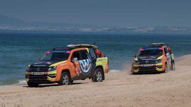 Volkswagen susține proiectul SeaWatch cu o flotă de 28 de exemplare Amarok