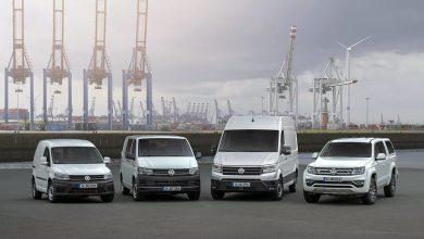 Aproape 260.000 de vehicule comerciale vândute de Volkswagen în prima jumătate din 2019