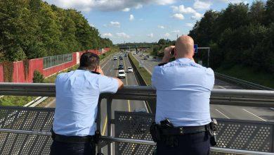 Poliția germană intensifică controalele radar la camioane în regiunea Franconia