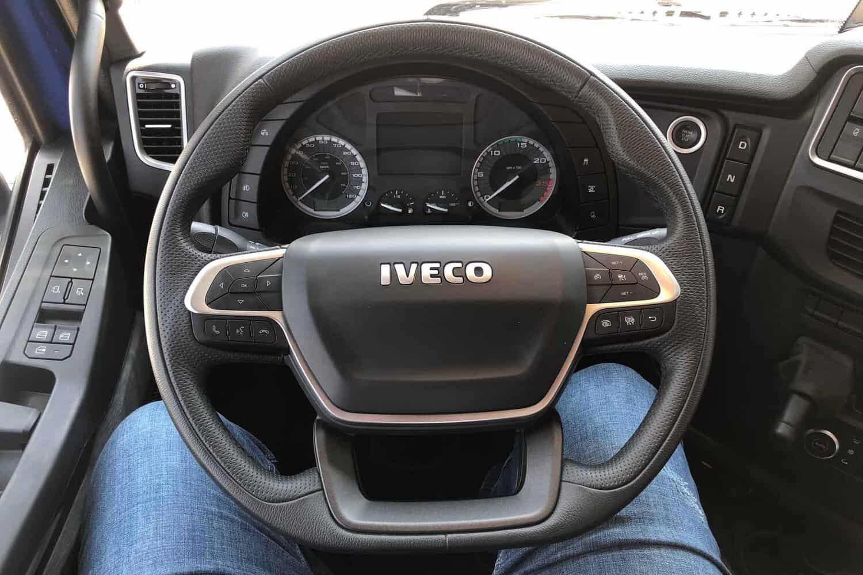 IVECO S-WAY, noul vârf de gamă pentru distanțe lungi al italienilor
