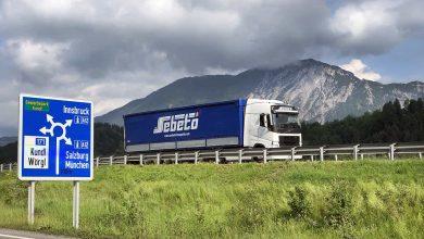 Din octombrie, circulația camioanelor cu motoare Euro IV în Tirolul austriac a fost interzisă