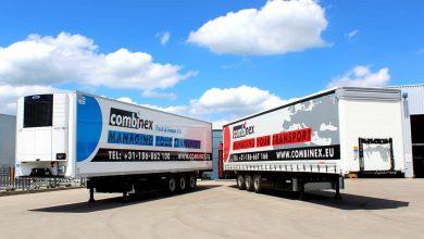 Combinex a achiziționat 50 de semiremorci Kögel Cargo și două Kögel Cool
