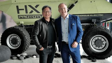 Nvidia și Volvo au semnat un parteneriat pentru dezvoltarea camioanelor autonome