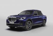 BMW X7 Pick-up, o conversie unicat ce combină luxul și utilitatea