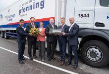 1.250 de semiremorci Schmitz Cargobull au fost livrate grupului Pfenning Logistics