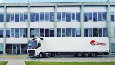 Girteka Logistics a avut un 2018 în creștere