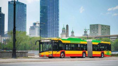 Solaris va livra 130 de autobuze articulate electrice Solaris Urbino 18 în Varșovia