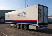 S.KO COOL SMART, semiremorca frigorifică cu zero emisii de la Schmitz Cargobull