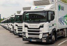 HAVI Logistics operează cea mai mare flotă de camioane cu gaz din Germania