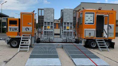 ASFINAG a investit aproape o jumătate de milion de euro într-o unitate de control mobilă pentru depistarea problemelor tehnice ale camioanelor din trafic.