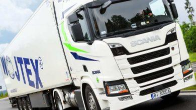 Peste 7.800 de kilometri parcurși cu un camion Scania R 410 cu gaz natural lichefiat