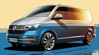 Volkswagen a făcut publice primele schițe cu viitorul California 6.1