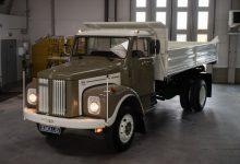 Un Scania L85 Super din 1971 trăiește a doua tinerețe (VIDEO)