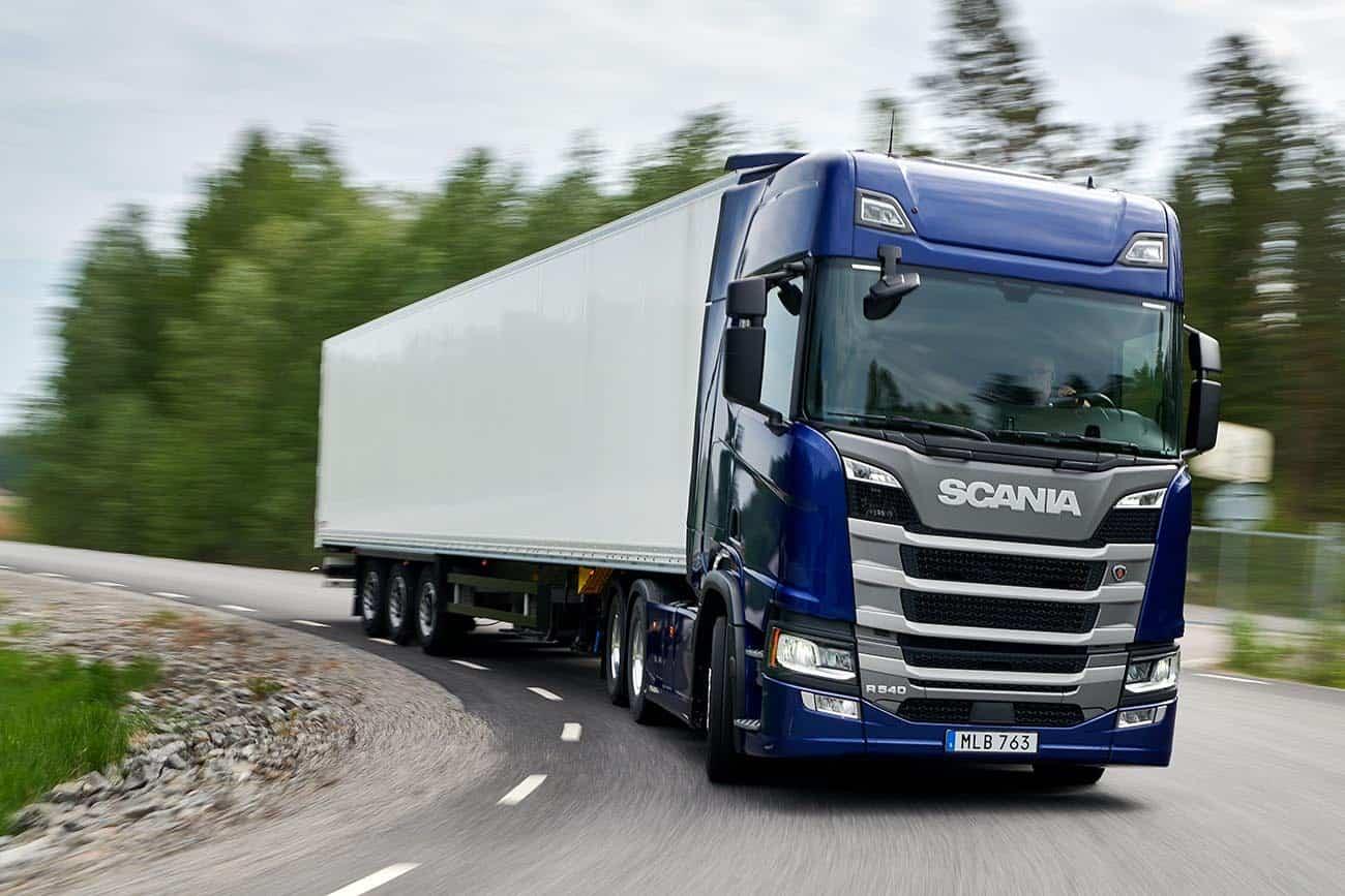 Tehnicile folosite de Scania pentru proiectarea cabinelor