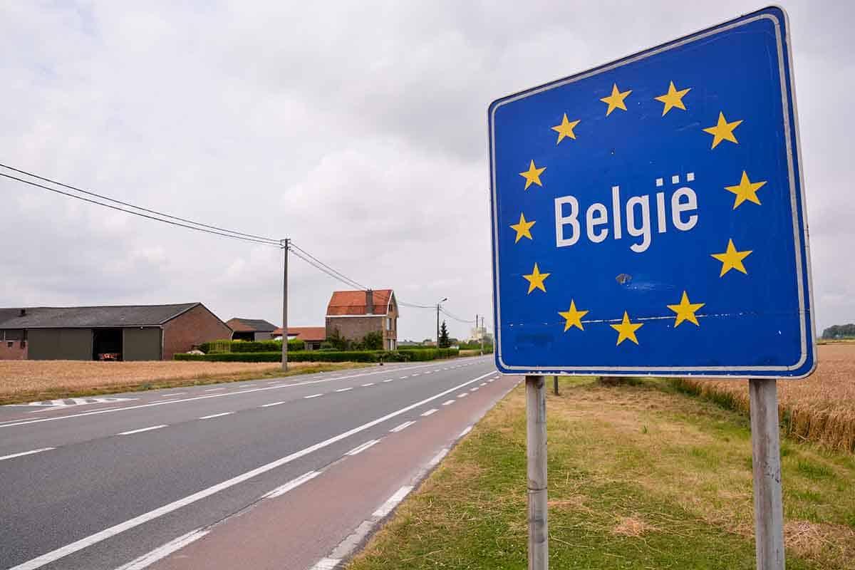 Belgia a majorat semnificativ amenzile rutiere pentru camioane
