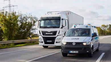 La fiecare al treilea camion controlat în Germania sunt constatate nereguli