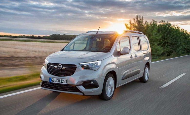 O nouă motorizare pe benzină disponibilă pe Opel Combo Life
