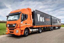 Camioanele Vos Logistics vor fi echipate cu soluțiile de management al flotei TX-SKY și TX-FLEX