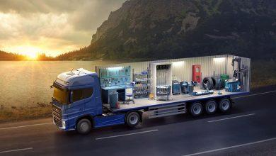 Ford Trucks și-a extins rețeaua de service din Europa de Vest