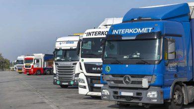 Lipsa locurilor de parcare pentru camioane devine o problemă de siguranță rutieră