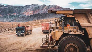 Un Scania R 620 V8, legătura în lanțul de producție al minea de aur Veladero