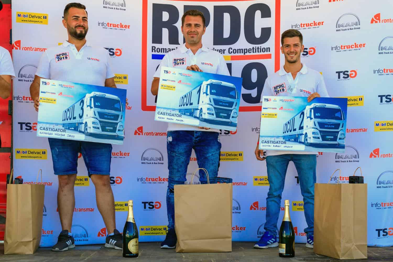 Adrian Manea a câștigat prima ediție Romanian PRO Driver Competition
