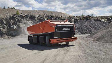 Scania AXL, primul camion autonom fără cabină de la Scania (VIDEO)