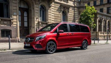 Informații noi despre Mercedes-Benz Clasa V facelift