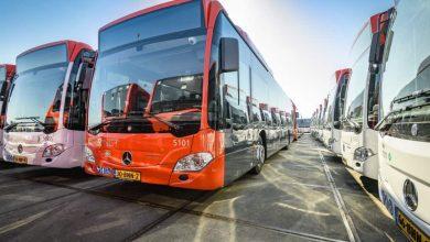 Compania de transport EBS din Olanda a cumpărat 93 de autobuze Citaro NGT