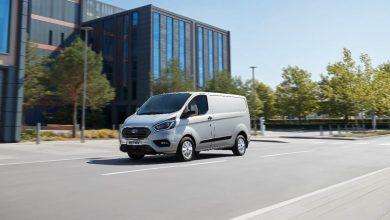 Ford Transit Custom PHEV este disponibil pentru comandă