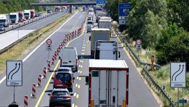 Atenție, șoferi! Încep lucrările de reabilitare pe autostrda A 5 între Walldorf și Bruchsal