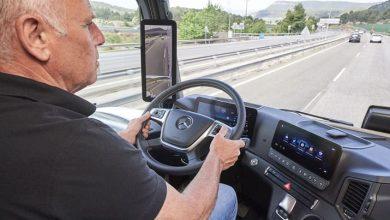 Aplicații personalizate pentru noile Actros și Arocs prin Mercedes-Benz Truck App Portal