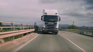 Delgo Transport utilizează Scania 410 cu gaz pentru transportul produselor refrigerate