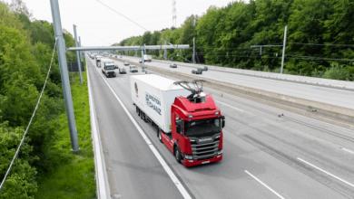 Continuă testele pe porțiunea electrificată de pe A5 între aeroportul din Frankfurt și Darmstadt