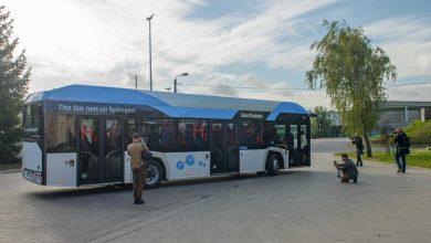 Solaris Urbino 12 Hydrogen începe testele în Polonia