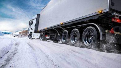 Germania. Camioanele vor trebui echipate cu anvelope de iarnă pe toate axele din 2020