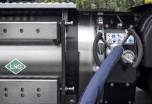 Camioanele cu LNG poluează mai mult decât cele cu motor diesel