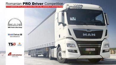 Înscrie-te în Romanian PRO Driver Competition 2019