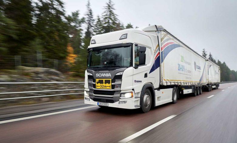 Scania Transport Laboratory mai aproape de ținta de 100% fără emisii de carbon